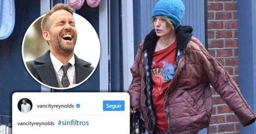 Blake Lively cambió su look y Ryan Reynolds la troleó en Internet