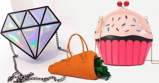 Bolsos originales que toda chica fashionista debería tener