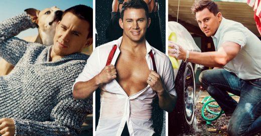 15 Pruebas de que Channing Tatum es el único hombre que vale la pena; todo es tan cierto