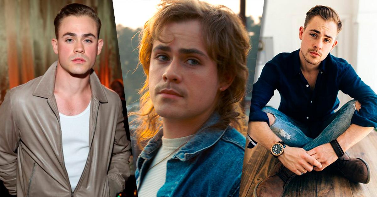 Conoce aDacre Montgomery el chico hot de la segunda temporada de Stranger Things
