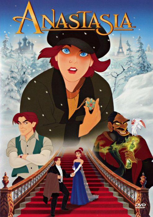 Poster de la película Anastasia