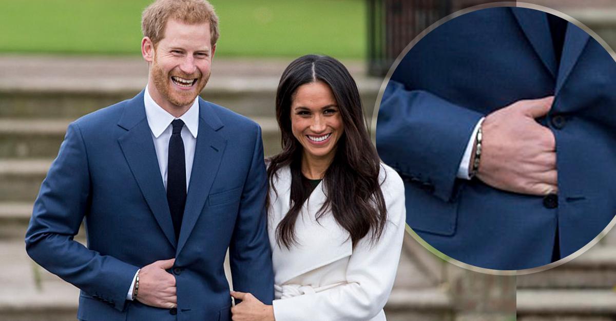 El lenguaje corporal del príncipe Harry durante el anuncio de su compromiso tiene mucho que decir