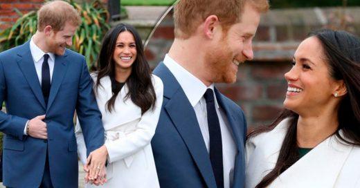El príncipe Harry se compromete con Meghan Markle
