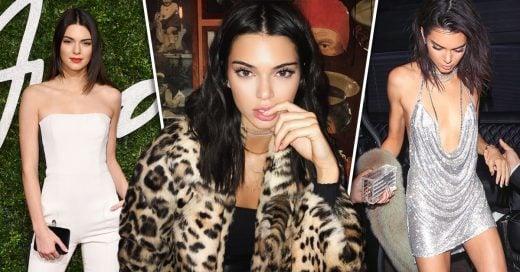 22 Looks de Kendall Jenner en su cumpleaños número 22