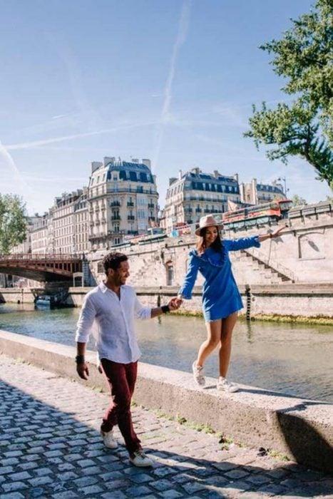 Fotos que debes intentar hacer con tu pareja