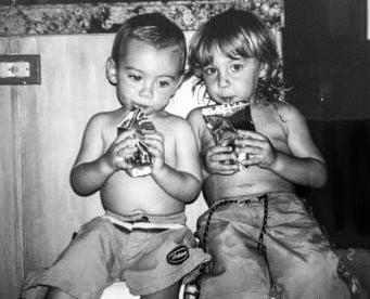 Hijo de Pamela Anderson y Tommy Lee incursionando en el modelaje