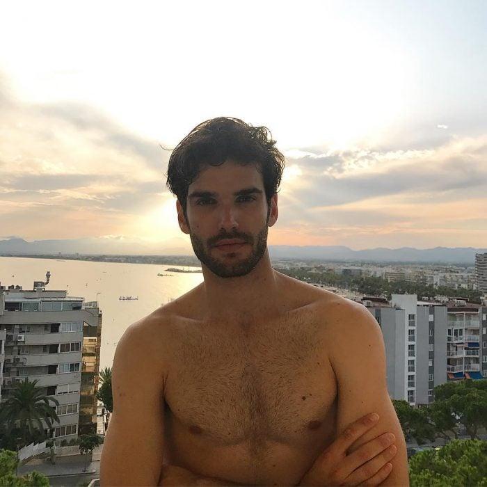 Jorge Zumeta en Instagram