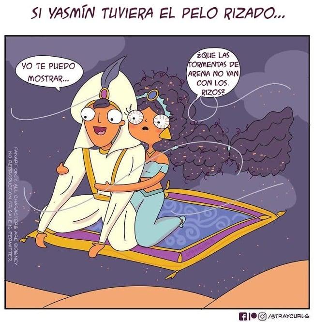 ilustración de Aladdin