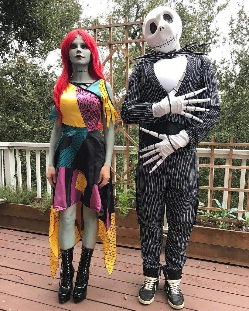 Los Mejores Disfraces De Celebridades De Halloween 2017