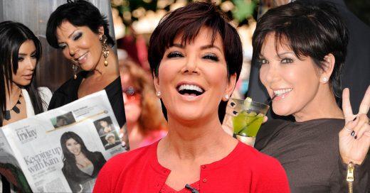 15 Momentos en los que Kris Jenner demostró ser una buena madre