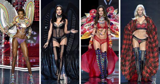 20 Looks que ganaron más aplausos en el Victoria Secret's Fashion Show 2017