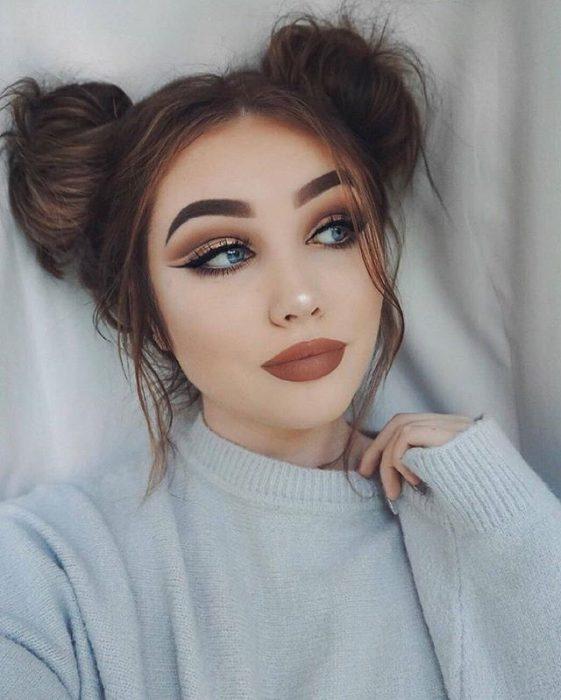 Maquillajes que te van a inspirar a cambiar de look todos los días
