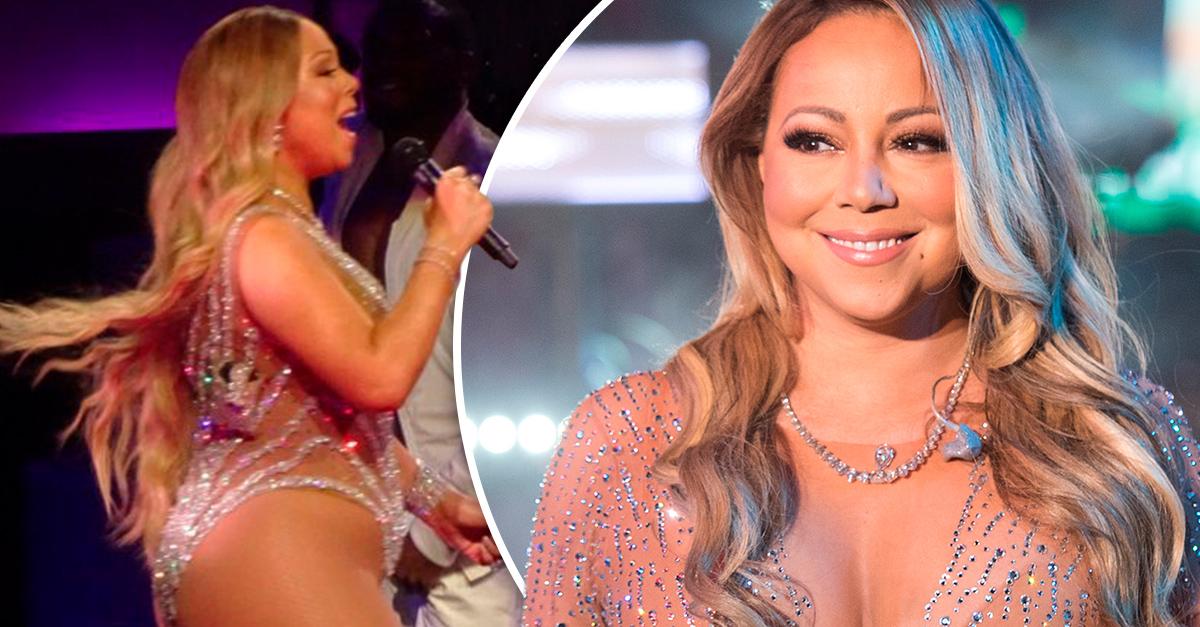 Mariah Carey se sometió a una cirugía para perder peso, luce increíble
