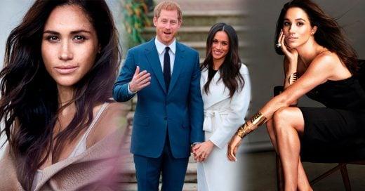 Ella es Meghan Markle, la futura esposa del príncipe Harry