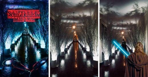 25 Memes de la terrorífica decoración que Melania Trump ha escogido para la Casa Blanca esta Navidad