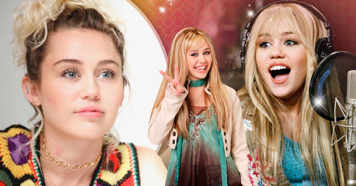 Miley Cyrus habló sobre lo difícil que es ser un niño actor en Hollywood y como la dañó