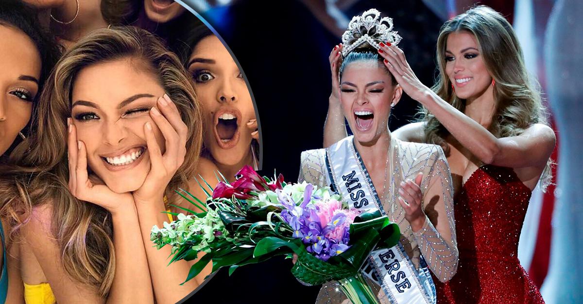 Demi-Leigh es la nueva Miss Universo 2017; Internet está deslumbradocon su belleza