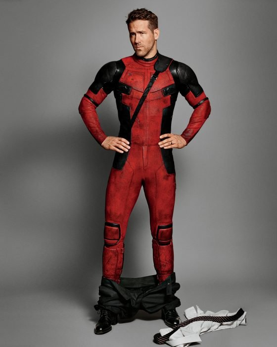 Ryan reynols interpretandoa deadpool