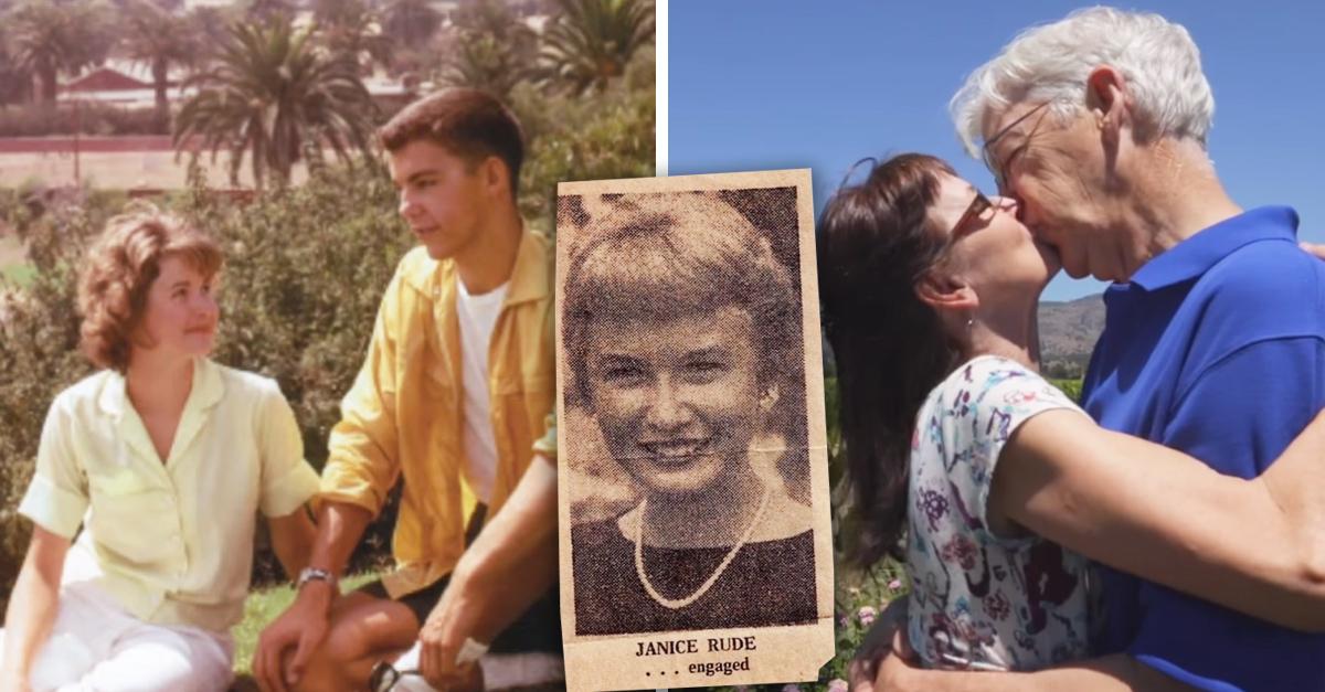 Padre le prohíbe casarse con el amor de su vida – 40 años después descubre un recorte que su madre le ocultó