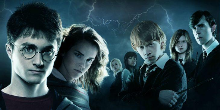 Poster de la película Harry Potter