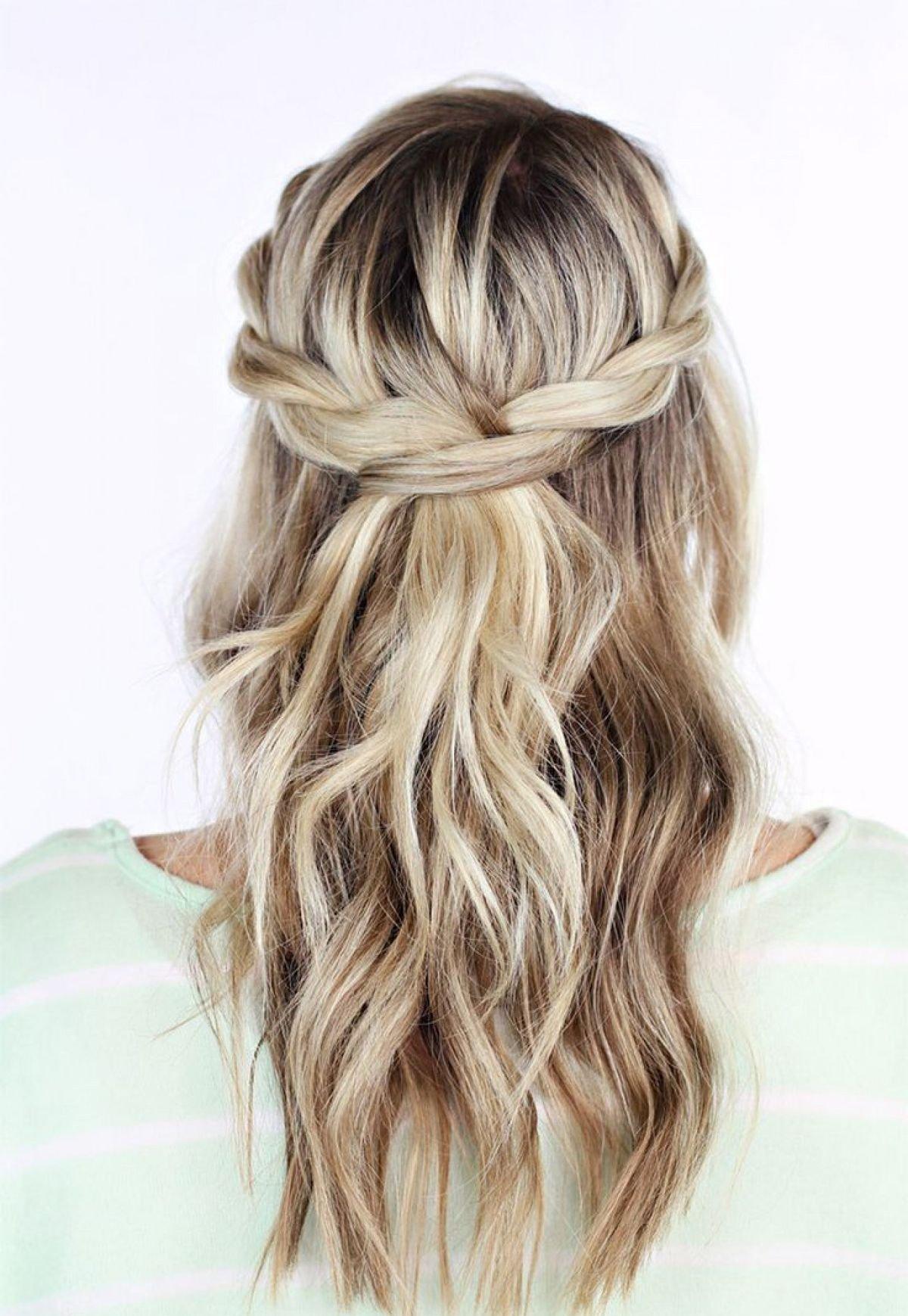15 Peinados Con Cabello Medio Que Complementaran Tu Look