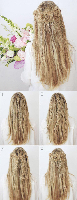 20 Peinados Que Te Haran Tener Un Look Diferente Cada Dia
