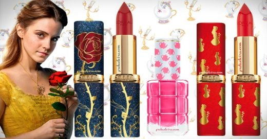 Productos de belleza inspirados en La Bella y La Bestia