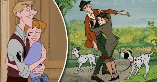 Anita y Roger de 101 Dalmatas son la única pareja de Disney que importa