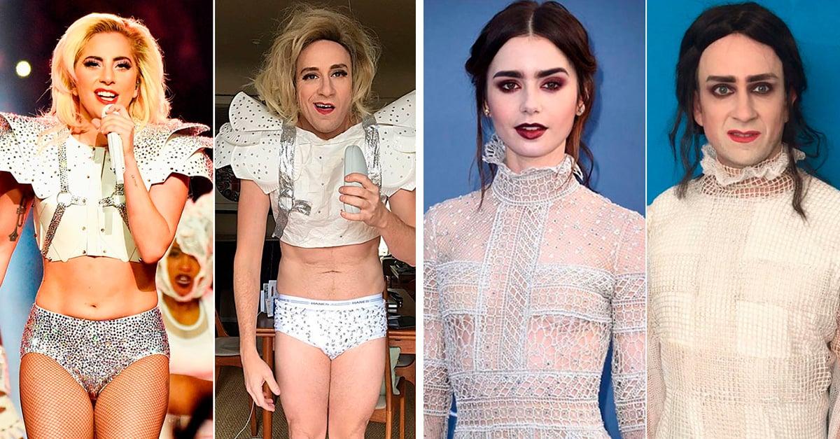 Recrea los outfits de las famosas de forma increíble