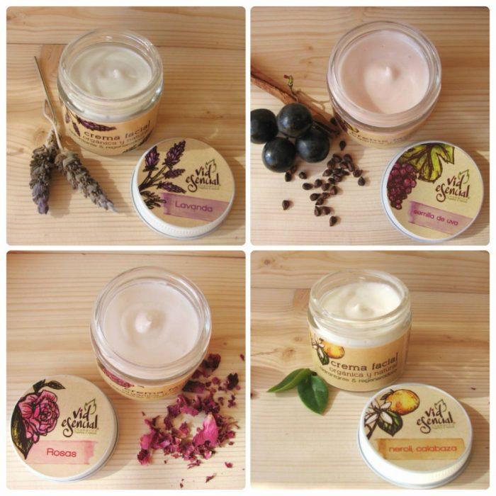 cremas aromaticas