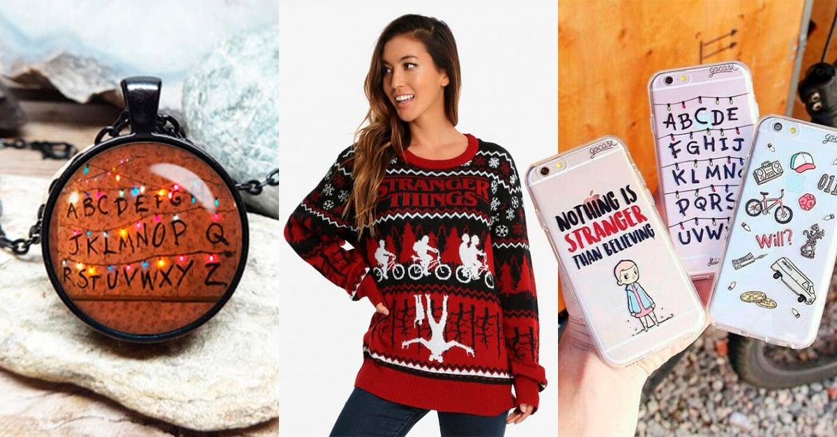 15 Increíbles que todas las amantes de Stranger Things querrán tener esta próxima Navidad