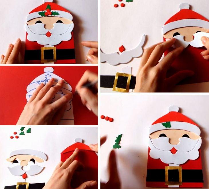 15 originales tarjetas que puedes regalar esta navidad - Como realizar tarjetas navidenas ...