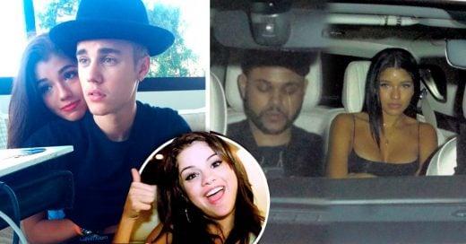 The Weeknd ya superó a Selena; su nuevo romance es una ex conquista de Justin Bieber