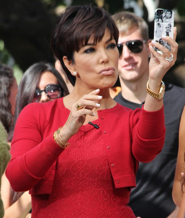 Mejores momentos de Kris Jenner