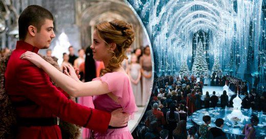 Ya podrás asistir al baile de Navidad en Hogwarts