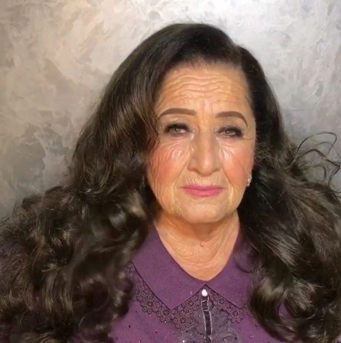 abuela makeover modelado