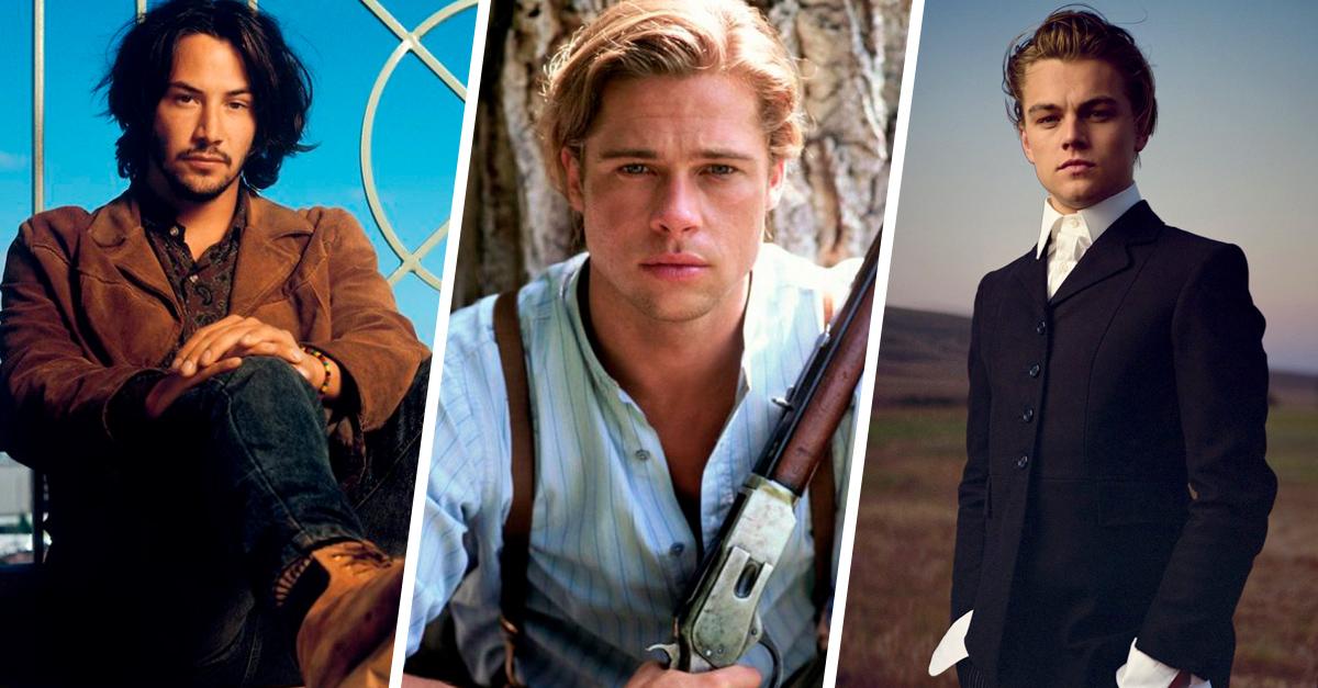 Descubre qué actor era el favorito de todas en el año en que naciste