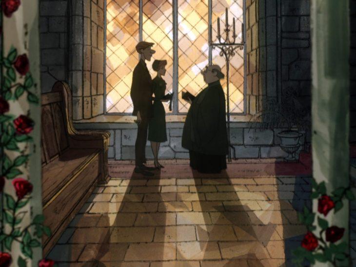 boda de anita y roger