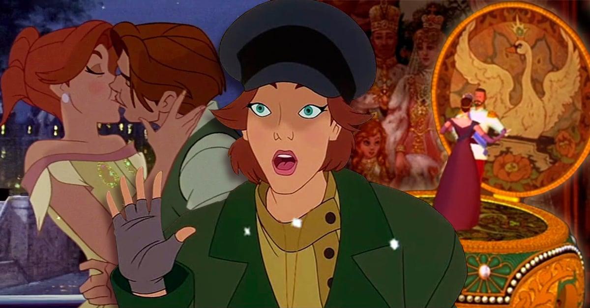 15 Datos curiosos de Anastasia que te harán amar a esta princesa; han pasado 20 años de su estreno