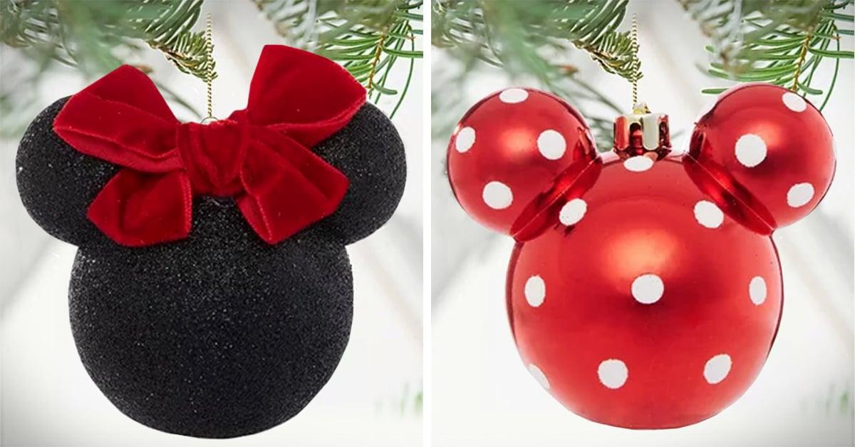 Estas esferas de Disney le darán magia a tu árbol de navidad