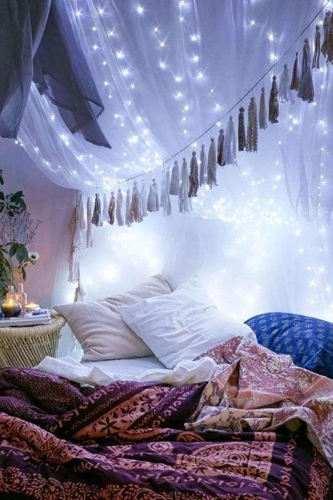 espacio para dormir