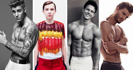 Las mejores campañas de Calvin Klein protagonizadas por celebridades