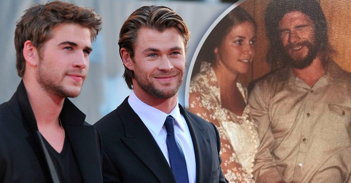 ¡Así se vería Chris Hemsworth en los 70! Esta antigua foto revela el poder de los genes