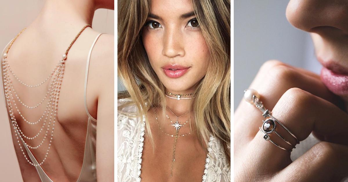 15 Marcas de joyería que se están volviendo una tendencia en Instagram