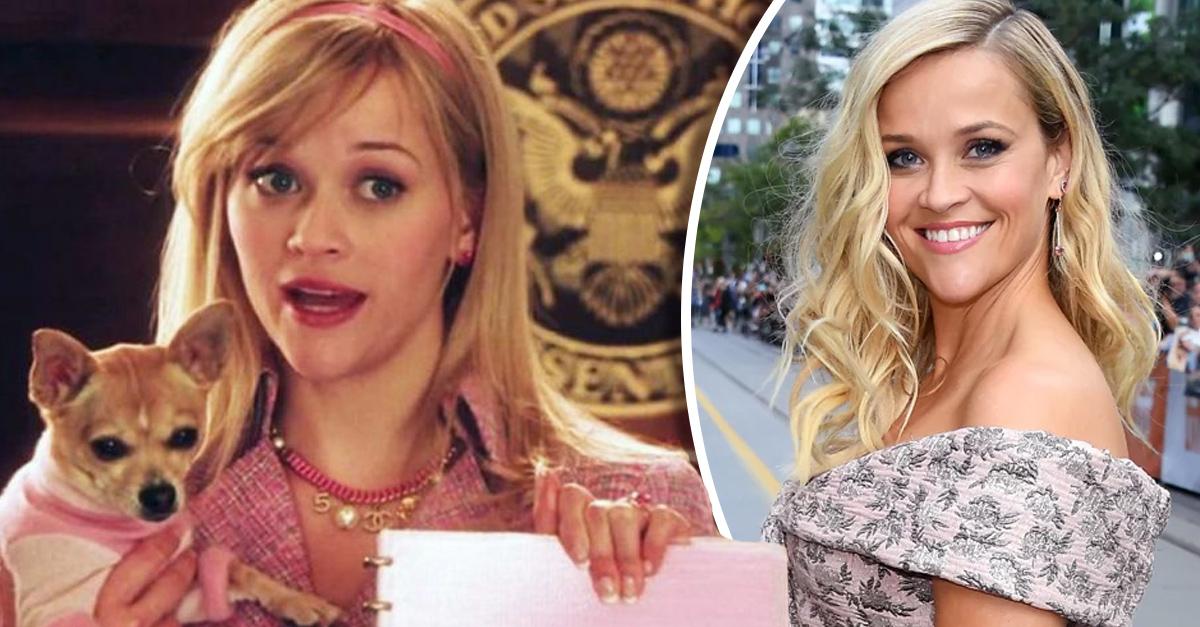 Reese Witherspoon explica por qué Legalmente Rubia es una película muy importante