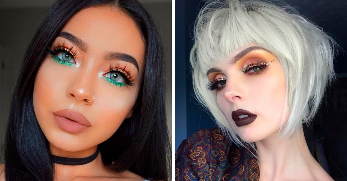 15 Looks de maquillajes tan perfectos que te motivarán a maquillarte más seguido