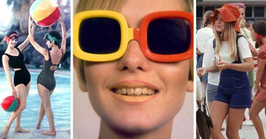 15 Prendas que marcaron tendencia en los años 60 y revolucionaron la industria de la moda