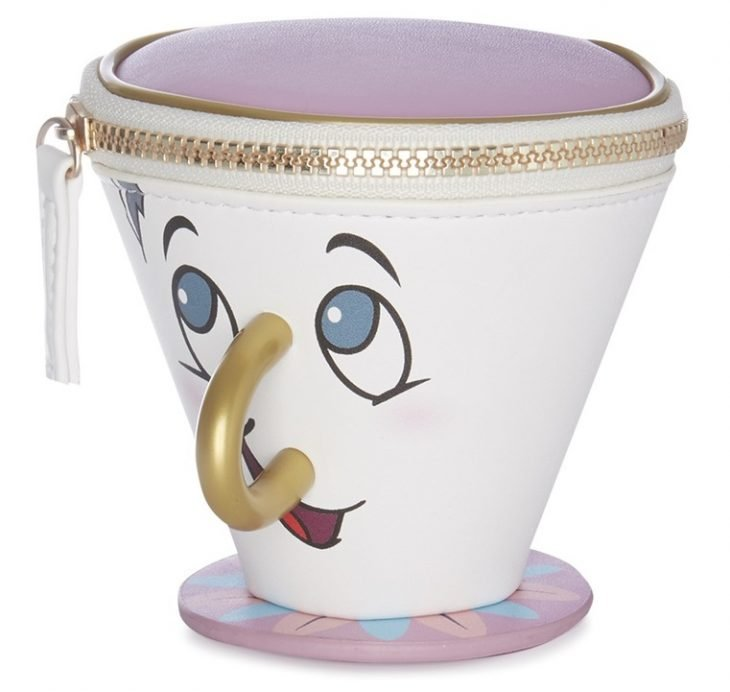 monedero en forma de taza