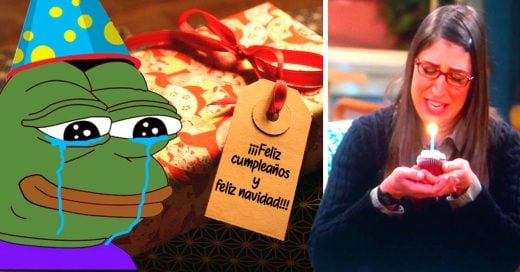 15 Tristes situaciones que solo has vivido si cumples años en diciembre; es toda una tortura