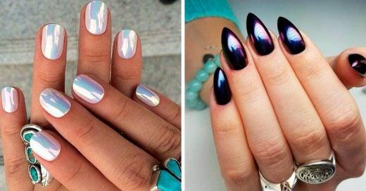 Las mejores tendencias de nail art para lucir este invierno
